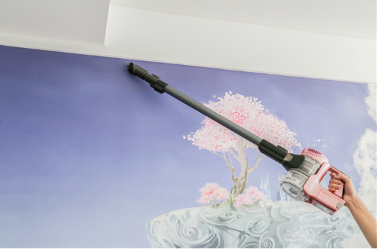 美的P3-Lady吸尘器,颜值与实力兼备