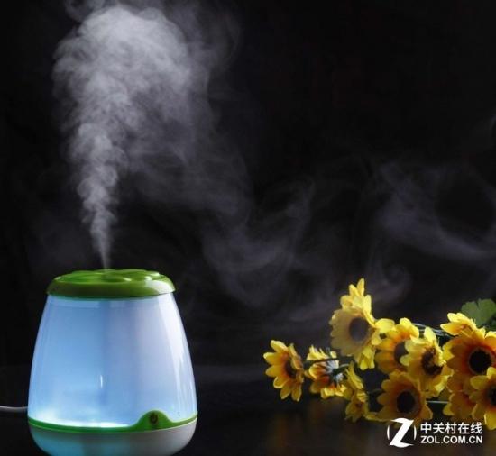 空调和加湿器的组合 凉爽保湿两不误