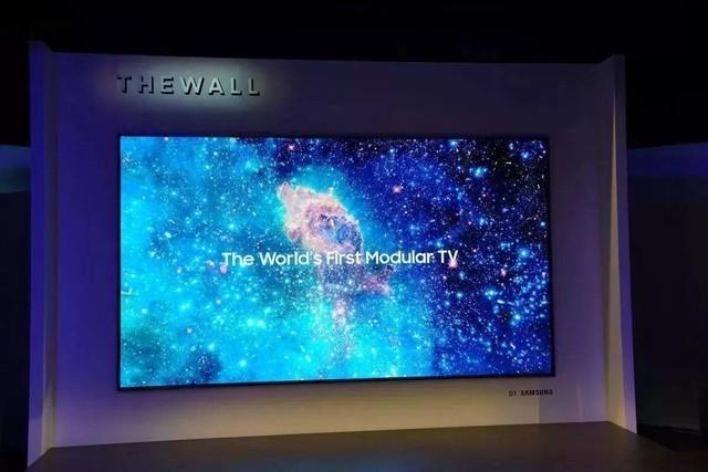 售价188万的三星Micro LED电视将推升级版