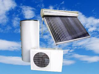 4月太阳能热水器内销市场环比上升