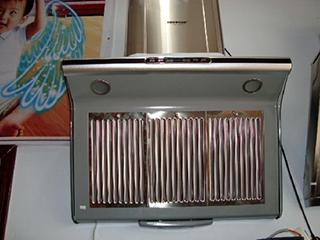 厨房油烟机的清洗,原来这么简单!