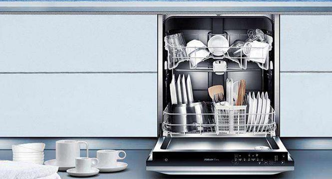 当下洗碗机的市场零售额达40亿元