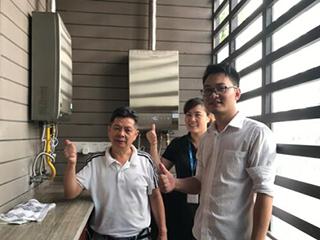 卡萨帝热水器全流程服务让用户放心买、安心装、省心用