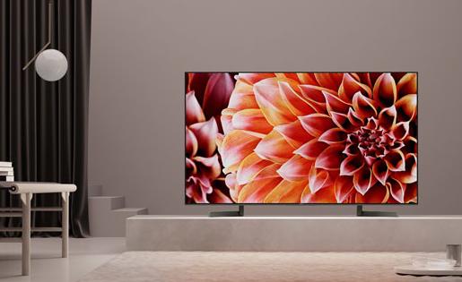 极简美学的匠心传承,索尼4K液晶电视X9000F
