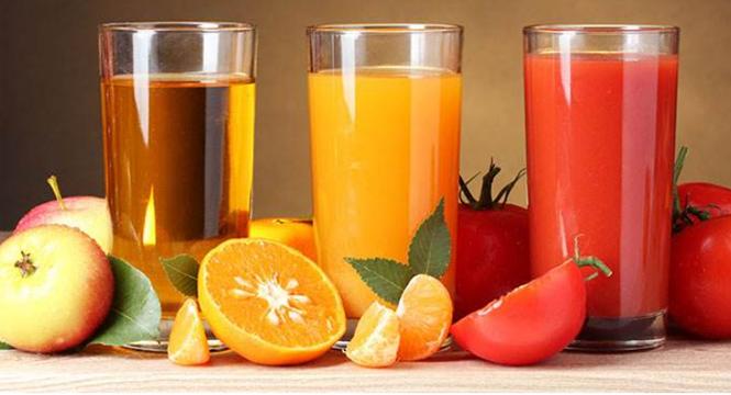 夏季解渴降燥喝什么?饮料or鲜榨果汁?