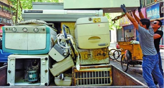 废旧家电回收何时才能实现绿色循环?