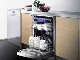洗碗机5月线下市场:华帝暴增600%以上 传统强势品牌低迷