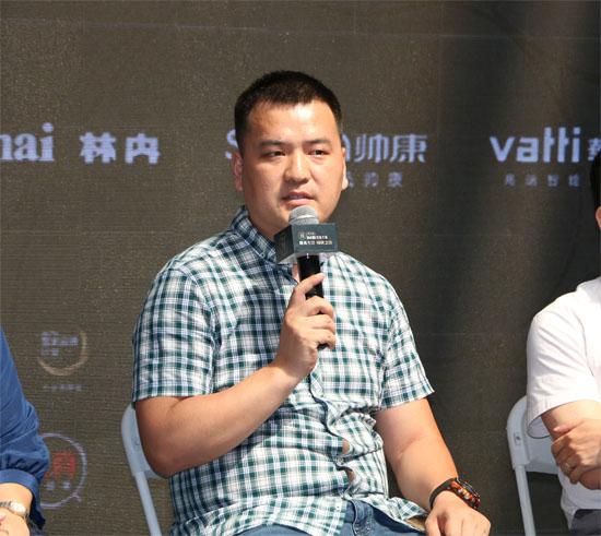 美的集团厨房与热水事业部北京分公司经理杨占涛