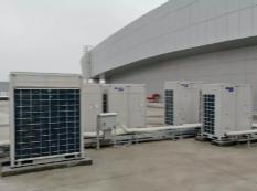 格力中央空调入驻广州白云国际机场T2航站楼