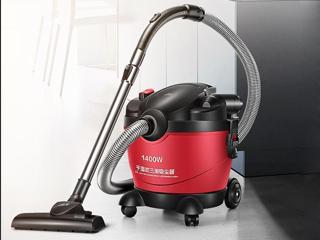 创新引领市场 小狗D-809桶式吸尘器引爆焦点