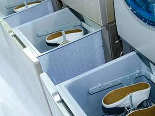 海尔发明全新品类家用洗鞋机成都上市