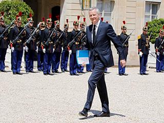法国财政部长:争取最迟在2019年初对科技公司征税
