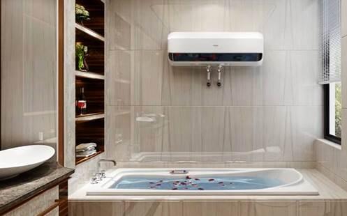 海尔电热水器SMART:40L小体积10倍大出水量