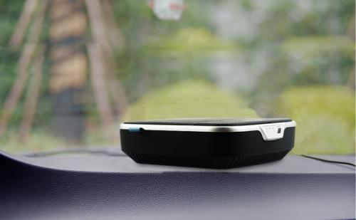 海尔车载空气净化器:开车爱打盹 可能跟污染有关
