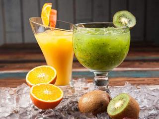 属于夏天的鲜榨果汁 不辜负味蕾对得起汗水
