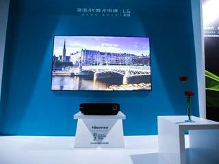 中怡康:海信激光电视L5成大屏首选
