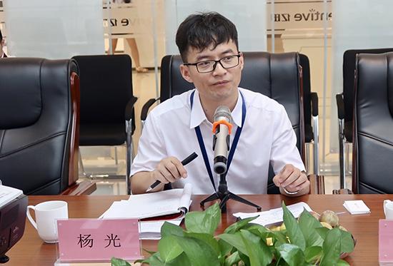 浙江亿田智能厨电股份有限公司董事、副总经理杨光