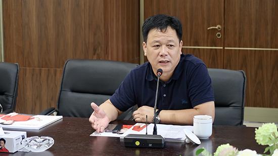 浙江森歌电器有限公司董事长范德忠