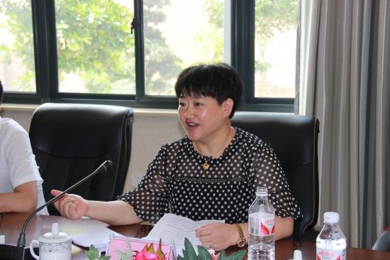 浙江帅丰电器股份有限公司董事长商若云
