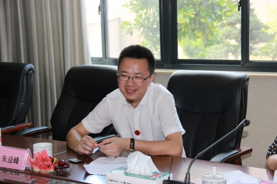 浙江帅丰电器股份有限公司营销总监朱益峰