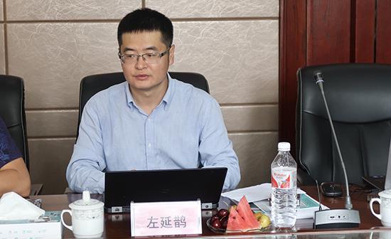 中怡康品牌中心总经理左延鹊