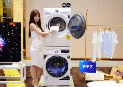 三星Quick Drive洗衣机:成就家居生活艺术