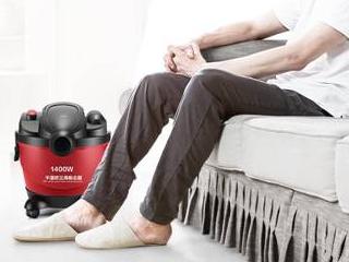 真金何惧火炼 小狗D-809桶式吸尘器新品上市