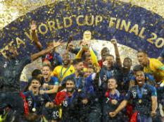 法国夺冠 创维酷开电视带你high翻世界杯