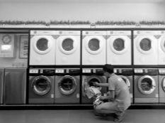 城中村出现共享洗衣机 长久or倒闭?