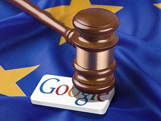 欧盟拟对谷歌处以43.4亿欧元罚款 谷歌表示将上诉