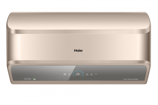 海尔电热水器ME7:速热省时65%,5.5倍大水量