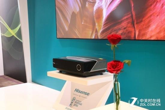 不到两万元 海信发布80英寸4K激光电视