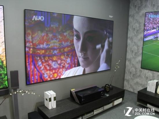 海信激光电视获国家重点研发战略支持