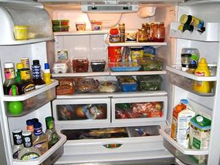 合理利用冰箱内空间 不要长时间储备食材