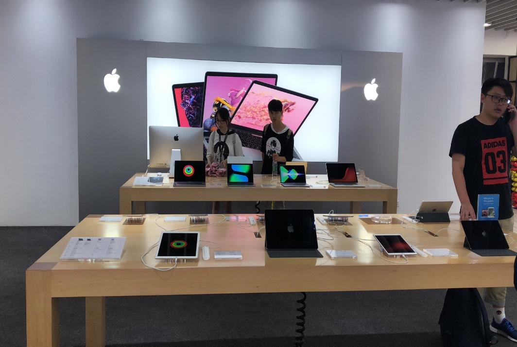 """五星电器暑促持续""""发烧"""",买苹果电脑送781元Beats耳机"""