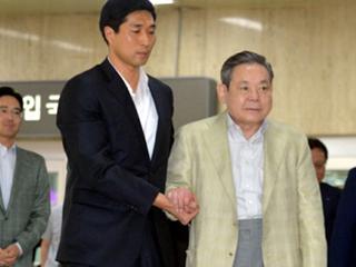 三星集团股价下滑 李健熙身价蒸发2.3万亿韩元