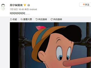"""苏宁高管发悬念海报 业内猜测在""""憋大招"""""""