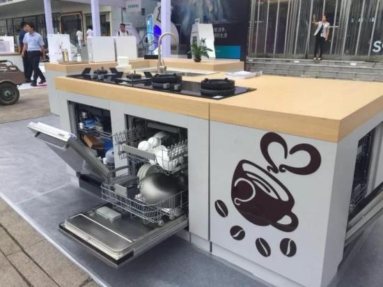 生活品质消费升级 洗碗机市场发展持续向好