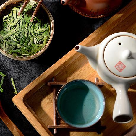 舒适不止一种可能 一盏清茶让炎夏充满小确幸