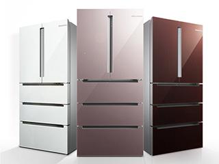 全新保鲜神器 博世▪维他鲜动力多门冰箱