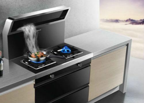 打造全新厨房生活体验 九阳首款集成灶震撼上市