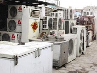 建立相关循环系统 香港实施废电器回收计划