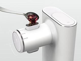 不同的茶用不同的水温泡 见证神奇泡茶机