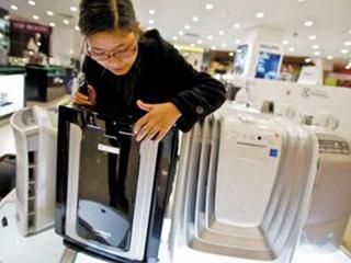 空净行业爆发式增长 线上销售快速发展