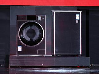 设计与技术的完美融合 松下阿尔法洗衣机震撼来袭