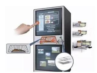 热气腾腾的夏天,这些炫酷黑科技的冰箱你不想拥有?