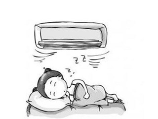 夏天吹空调有哪些注意事项?