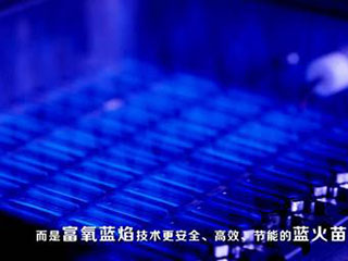 深蓝海底画卷:海尔富氧蓝焰为热水器绘上安全底色