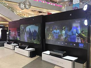 屏幕:挡在激光电视崛起路上的石头