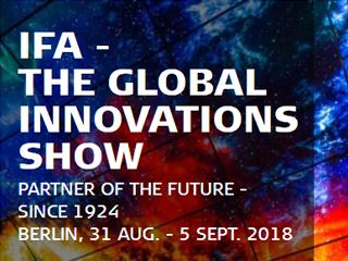 IFA2018 智能新品抢先看